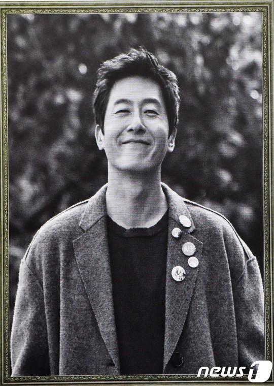 Nam diễn viên Kim Joo Hyuk