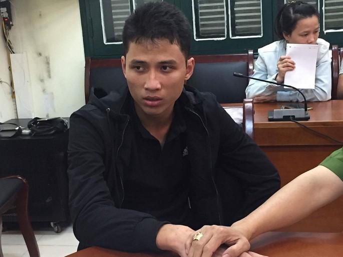 Hiện trường vụ nam sinh giết người tình mới quen trên facebook ở chung cư Hà Nội - Ảnh 5.