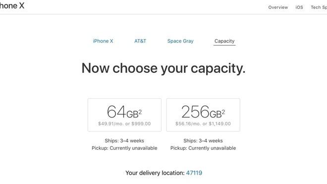 Đừng lo, iPhone X sẽ giảm giá nhanh thôi! - Ảnh 2.
