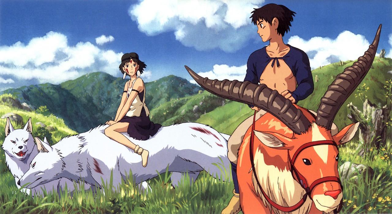 5 câu chuyện tình hay nhất của Studio Ghibli - Ảnh 1.