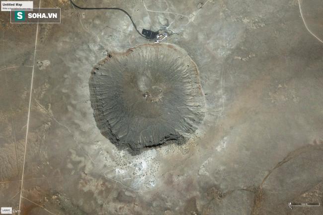 Những cảnh tượng bí ẩn vô tình lọt vào tầm ngắm của Google Earth - Ảnh 1.