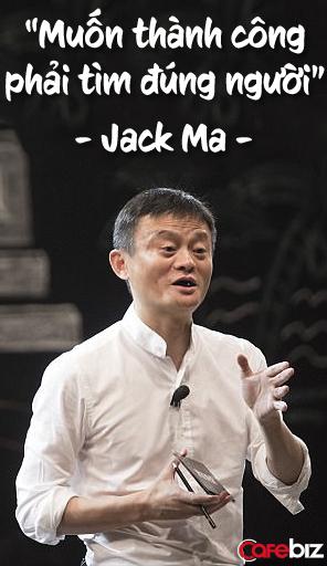 những câu nói hay của Jack Ma - Ảnh 1.