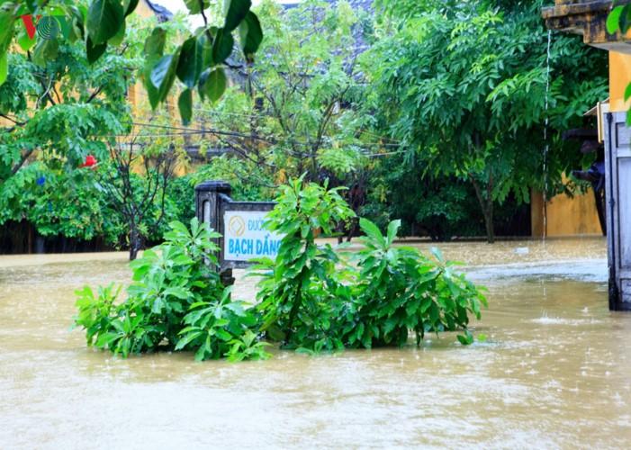 Ảnh: Cuộc sống của người dân Quảng Nam đảo lộn vì mưa lũ - Ảnh 1.