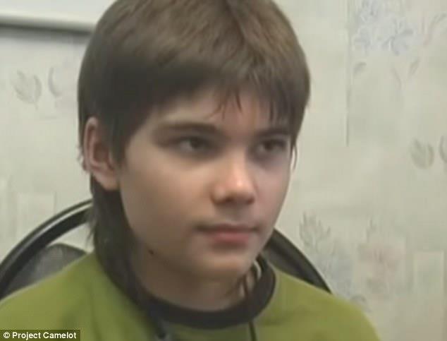 Thanh niên 20 tuổi nằng nặc nói mình đã sống trên sao Hỏa trước khi chào đời ở Trái Đất - Ảnh 1.