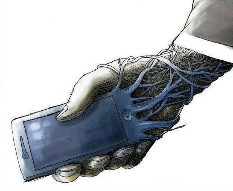 10 nguy cơ cho thấy đại dịch smartphone đang dần gặm nhấm và xâm chiếm hết Trái Đất rồi - Ảnh 1.