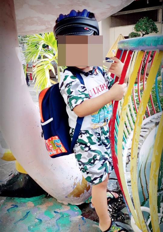 Bé 3 tuổi tử vong khi đang ngủ trưa tại trường mầm non - Ảnh 1.