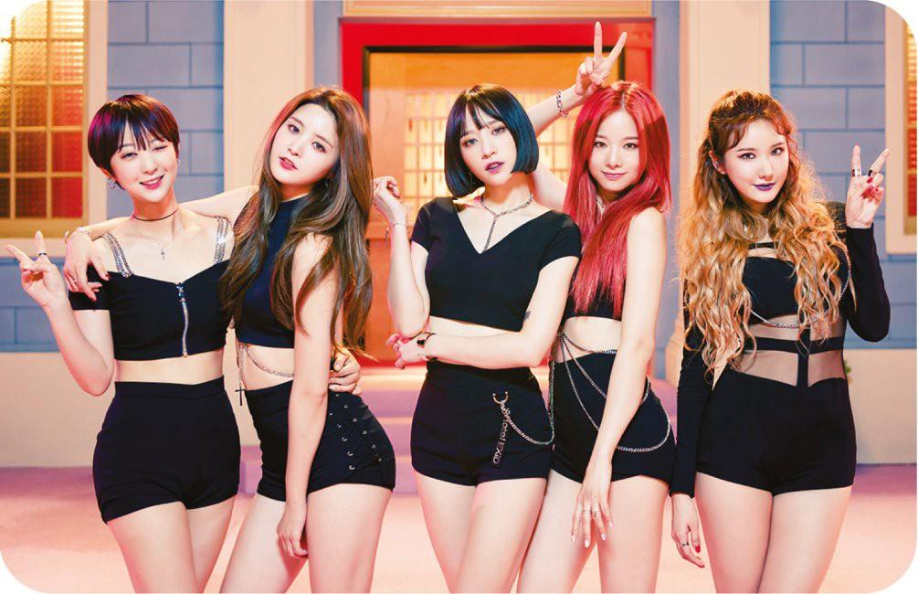 Vì sao girlgroup sexy không thành công bằng girlgroup cute ở Hàn? - Ảnh 1.