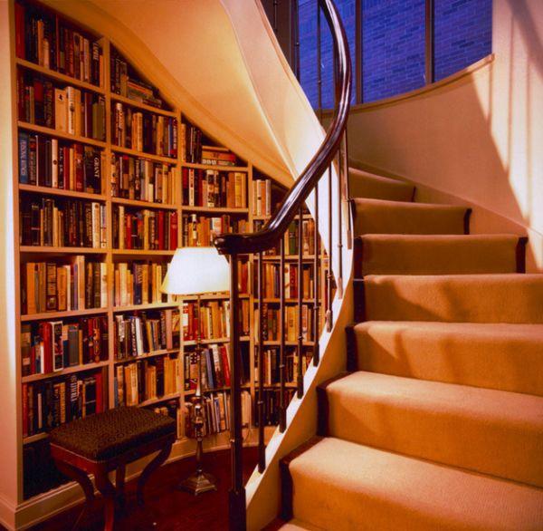 15 ý tưởng nội thất tận dụng gầm cầu thang vừa hiệu quả, vừa đẹp - Ảnh 3.