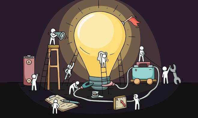 Đây là 5 bước và 4 phẩm chất để đào tạo não bộ, giúp bạn trở thành một người đổi mới sáng tạo - Ảnh 2.