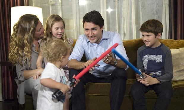 Lý giải sức hút của Thủ tướng Canada Justin Trudeau: đẹp trai, hài hước và ngọt ngào hết sức - Ảnh 9.