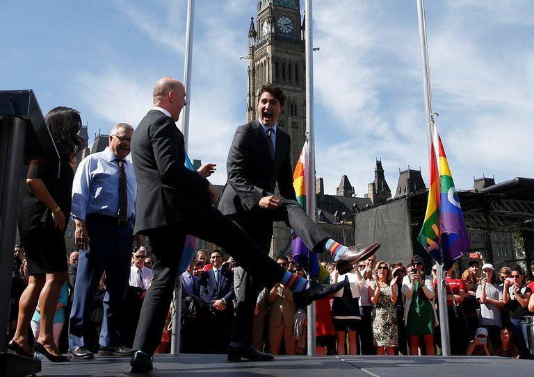 Lý giải sức hút của Thủ tướng Canada Justin Trudeau: đẹp trai, hài hước và ngọt ngào hết sức - Ảnh 6.