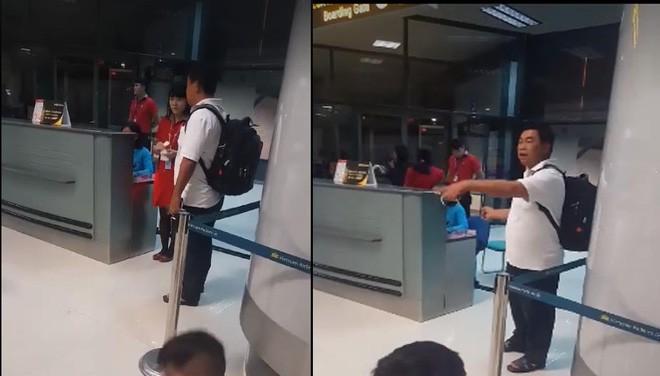 Vietjet Air lên tiếng về clip nữ nhân viên xé thẻ lên máy bay của hành khách đến muộn khi đã đóng cổng gây tranh cãi - Ảnh 4.