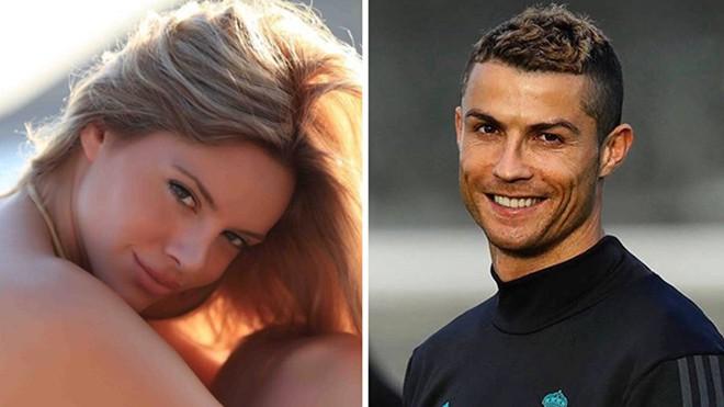 Diễn viên, ca sĩ Hy Lạp thừa nhận làm chuyện dại dột với Ronaldo - Ảnh 1.