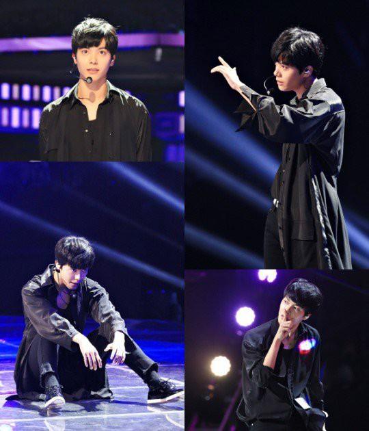 """Cựu thực tập sinh SM gây bất ngờ với màn biểu diễn hoàn hảo trên """"The Unit"""" - Ảnh 2."""