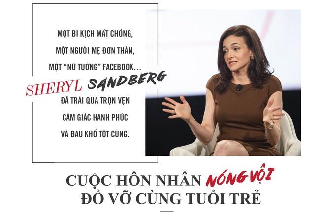 Nữ tướng Facebook Sheryl Sandberg: Mất chồng, một mình nuôi hai con và đây là cách để bà vượt qua bi kịch của đời mình! - Ảnh 2.