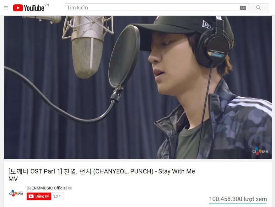 Bản OST 100 triệu view của Chanyeol (EXO) không có mặt trong đề cử của MMA 2017 - Ảnh 1.