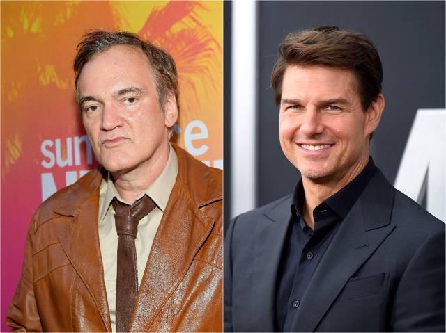 Tom Cruise có thể sẽ nhận vai trong phim mới của Quentin Tarantino - Ảnh 1.