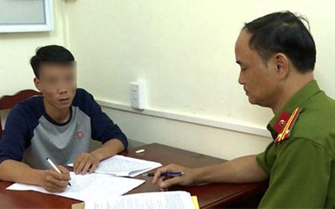 """Xử phạt 5 triệu đồng thanh niên """"bôi nhọ"""" CSGT Phú Thọ trên Facebook - Ảnh 1."""