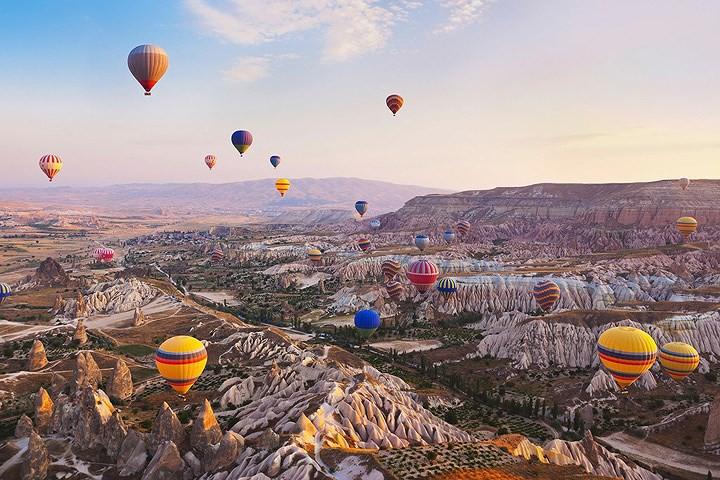 Cảnh sắc mê hồn của 10 địa danh đẹp nhất thế giới - Ảnh 2.