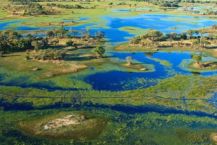 Cảnh sắc mê hồn của 10 địa danh đẹp nhất thế giới - Ảnh 9.