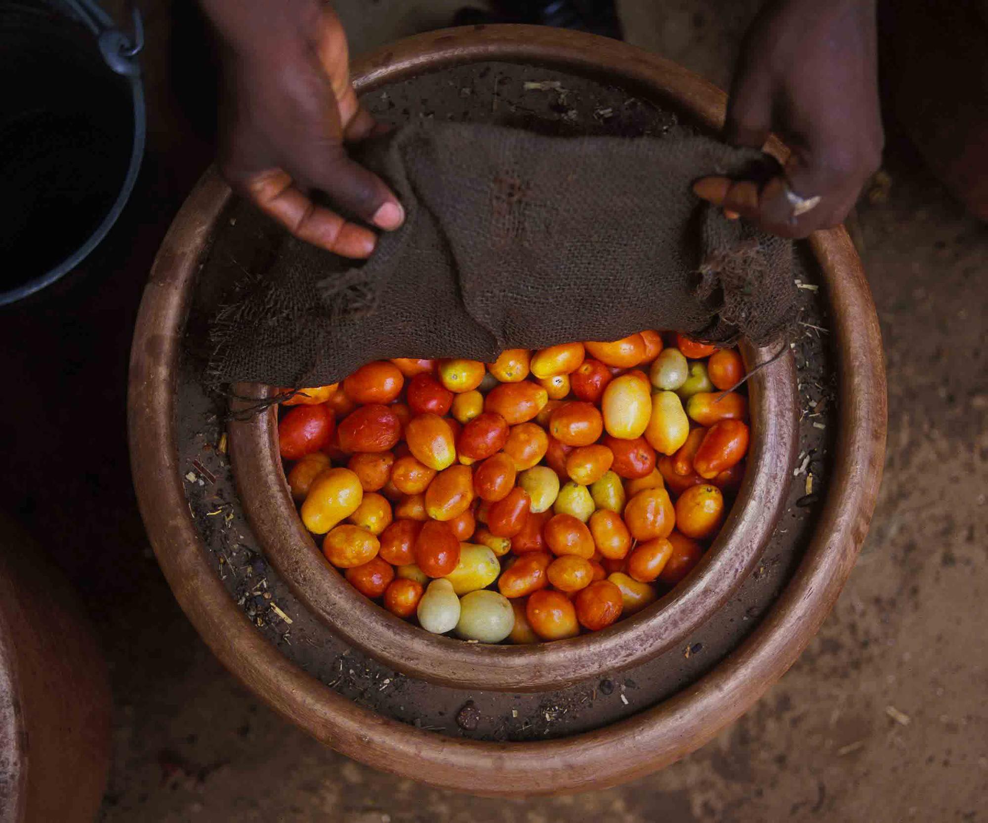 """Chiếc """"tủ lạnh"""" đặc biệt của giáo viên người Nigeria: Không cần cắm điện vẫn giữ thức ăn tươi ngon đến 27 ngày - Ảnh 2."""