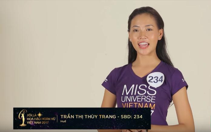 Thí sinh Hoa hậu Hoàn vũ VN lộ mặt mộc nhợt nhạt, kém sắc khi ít son phấn - Ảnh 7.
