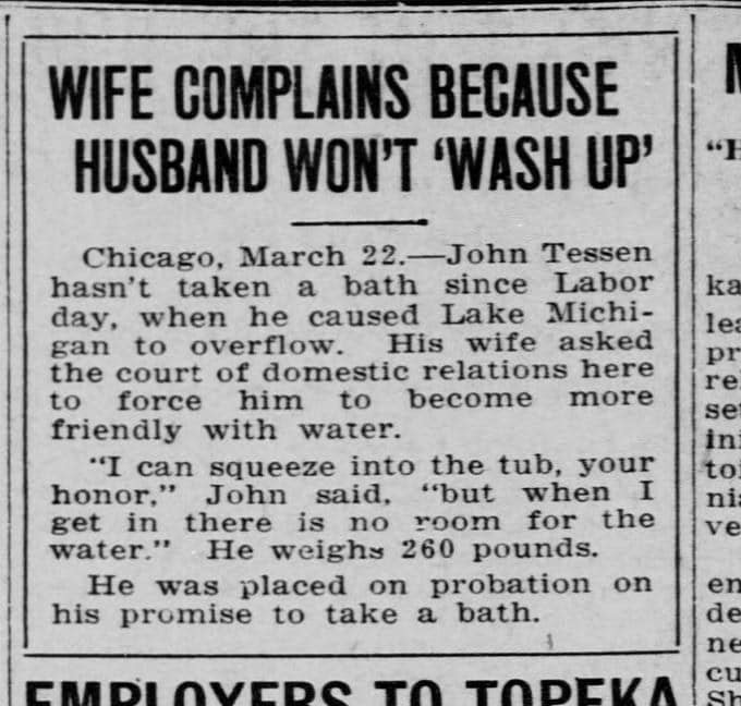 100 năm trước, những việc khó tin như thế này đã xảy ra mà đảm bảo bạn sẽ không thể tưởng tượng - Ảnh 3.