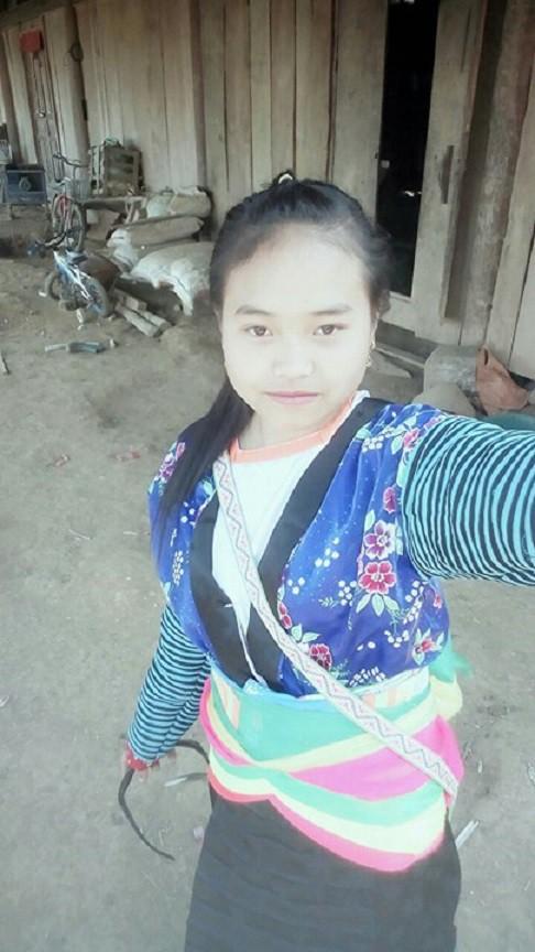 Biểu hiện lạ trước khi mất tích của nữ sinh 17 tuổi người Mông - Ảnh 1.