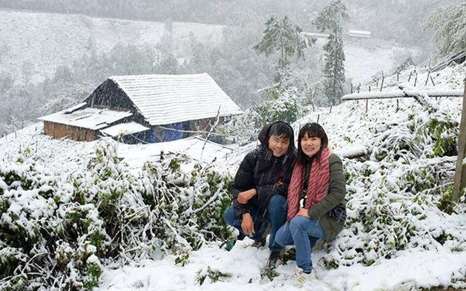 Khi nào Sa Pa, Mẫu Sơn có băng giá, tuyết rơi? - Ảnh 1.