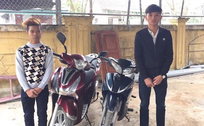 Thiếu niên trộm xe SH kéo suốt 60km vì không biết nổ máy - Ảnh 1.