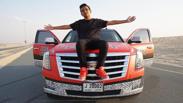 Mới 15 tuổi, cậu ấm xứ Dubai đã lọt top những triệu phú trẻ dưới 25 tuổi - Ảnh 1.