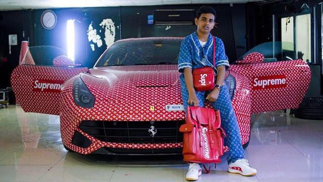Mới 15 tuổi, cậu ấm xứ Dubai đã lọt top những triệu phú trẻ dưới 25 tuổi - Ảnh 2.