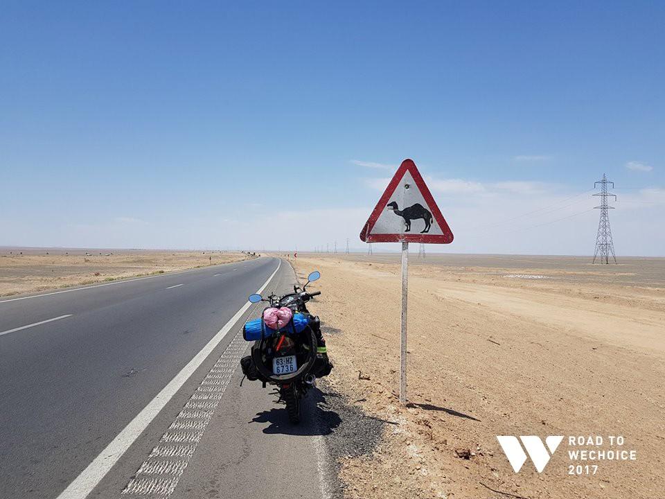 8x Việt chinh phục thế giới bằng xe máy: Đi để đối diện với chính mình và khám phá bản thân một cách tốt nhất - Ảnh 10.