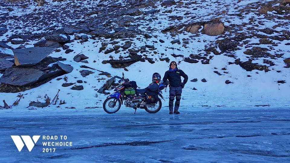 8x Việt chinh phục thế giới bằng xe máy: Đi để đối diện với chính mình và khám phá bản thân một cách tốt nhất - Ảnh 12.