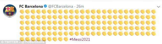 500.000 bảng/tuần vẫn ít so với tầm vóc của Messi - Ảnh 1.