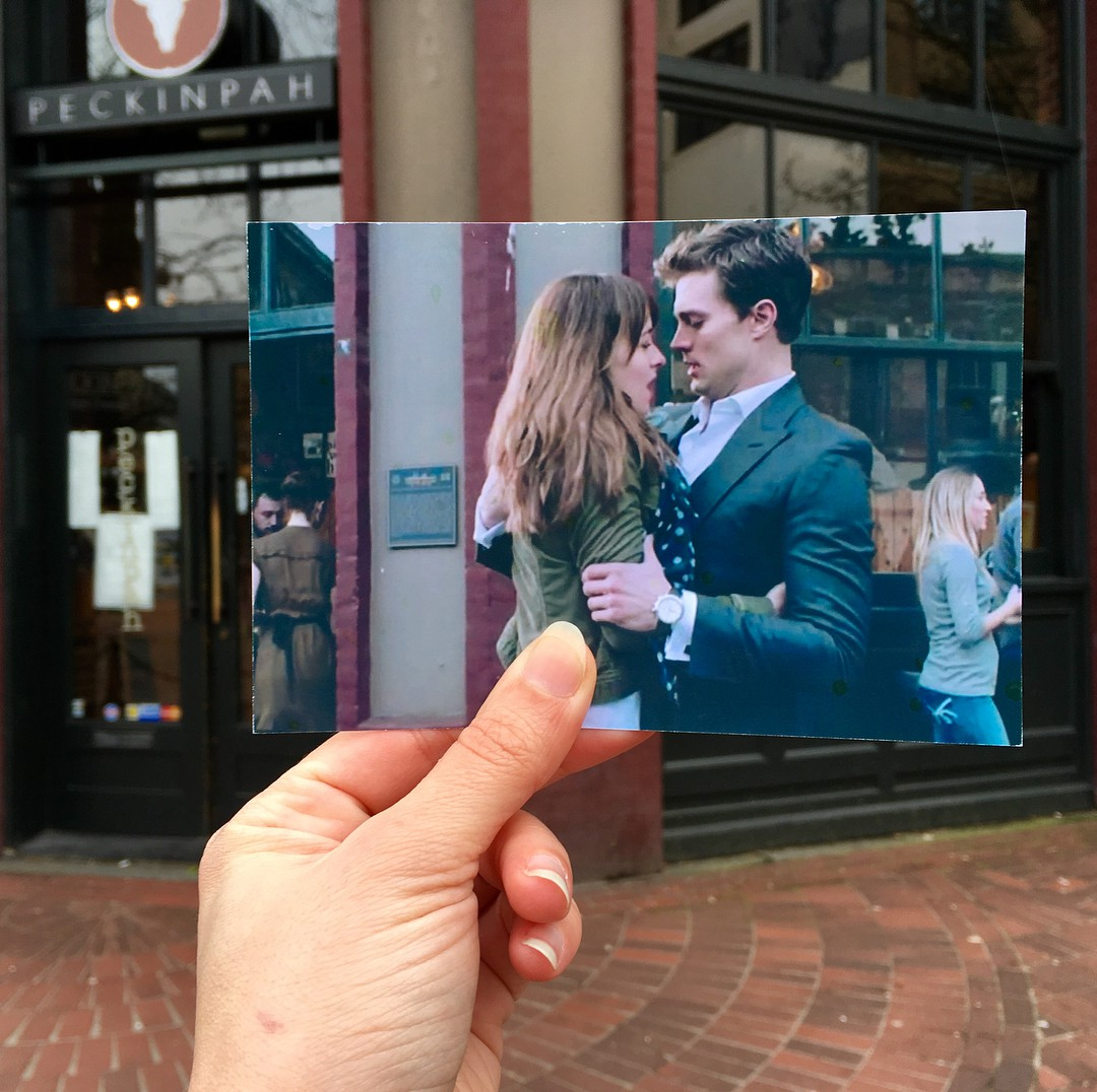 Ngắm các bối cảnh phim nổi tiếng ngoài đời thực được chụp lại theo phong cách ảnh trong ảnh - Ảnh 5.
