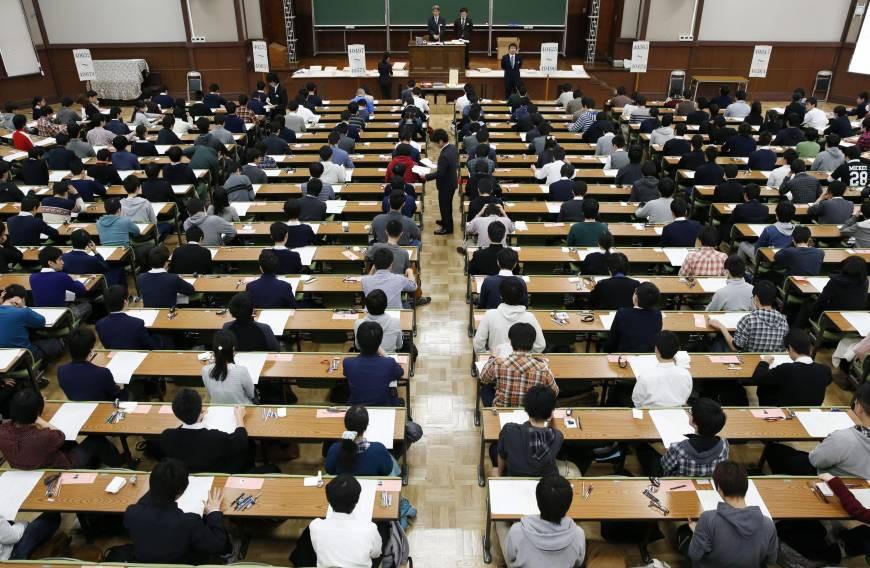 Câu chuyện về những người Nhật không bao giờ chạm được đến giấc mơ đại học - Ảnh 1.