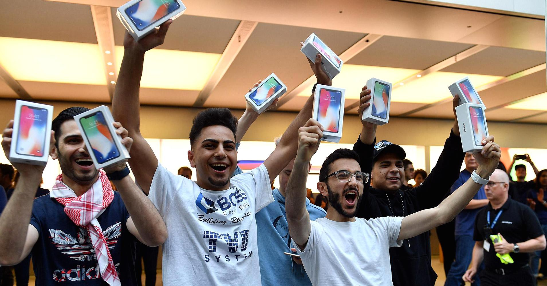 iPhone X ở Việt Nam là mơ ước, còn ở Brazil lại là cơn ác mộng - Ảnh 2.