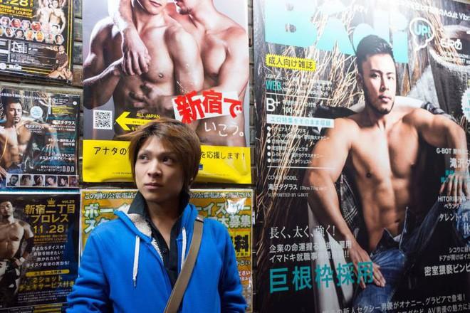 """Bên trong ngành công nghiệp """"cho thuê đàn ông"""" ở Nhật: Chỉ người trong cuộc mới thấu! - Ảnh 1."""