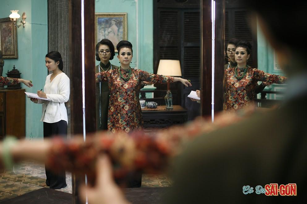 """Bắt gặp 5 điểm """"na ná nhau"""" giữa Mẹ Chồng và Cô Ba Sài Gòn - Ảnh 2."""