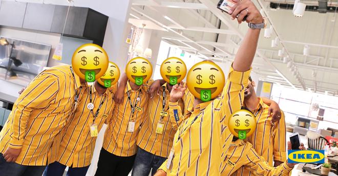 Đây là 6 cách IKEA đã đánh lừa não bộ của bạn, bắt bạn phải mua hàng của họ - Ảnh 2.