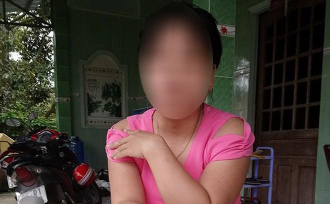 Mẹ cháu bé bị bà ngoại siết cổ chết: Tôi không dám hỏi nguyên nhân - Ảnh 1.