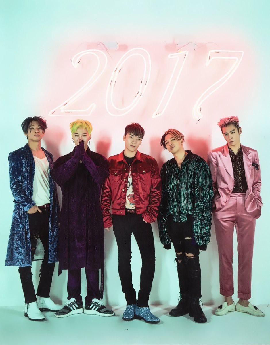 Vượt cả Backstreet Boys, Big Bang trở thành boygroup có doanh số bán nhạc khủng nhất trong lịch sử - Ảnh 1.