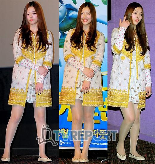 Loạt sao nữ Hàn Quốc hóa