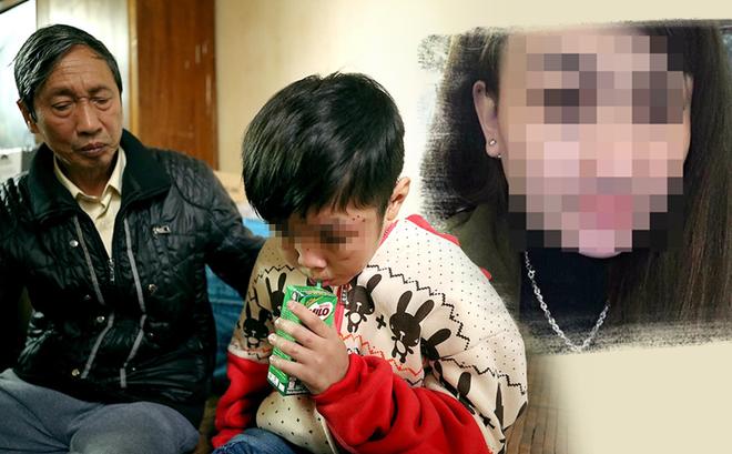 Mẹ kế bạo hành bé 10 tuổi: Đăng bảng điểm khen, thương con chồng trên facebook - Ảnh 1.