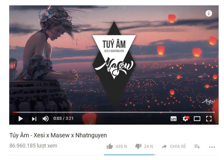 Vpop 2017: Sự đổ bộ của hàng loạt MV chất lượng, gần cán mốc trăm triệu view - Ảnh 6.