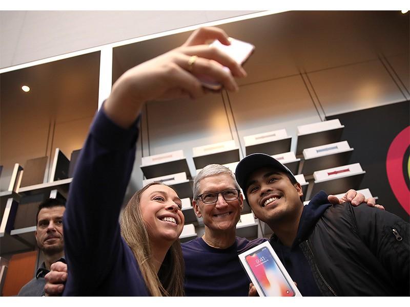 10 bí mật về iPhone X mà Apple luôn giữ kín nhưng vẫn bị vạch trần - Ảnh 2.