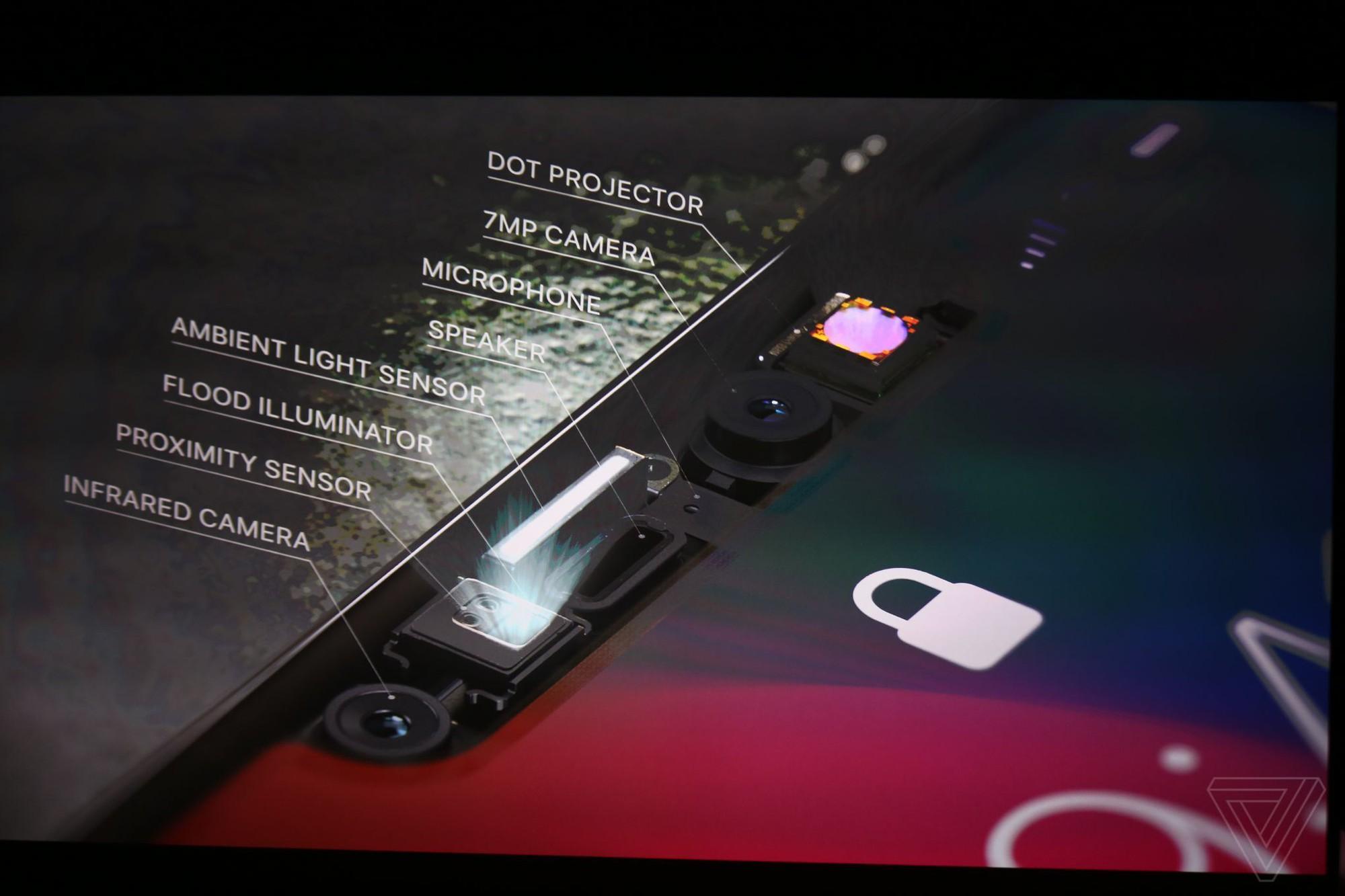 10 bí mật về iPhone X mà Apple luôn giữ kín nhưng vẫn bị vạch trần - Ảnh 8.