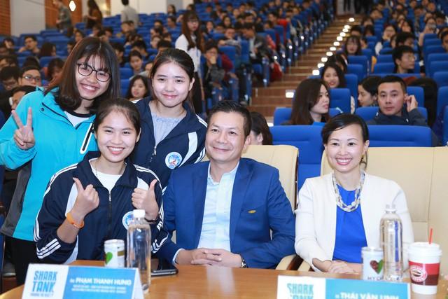 Shark Thái Vân Linh: Ở tuổi đôi mươi, các bạn trẻ không nên nghĩ đến cân bằng cuộc sống, hãy nghĩ về công việc thôi! - Ảnh 1.