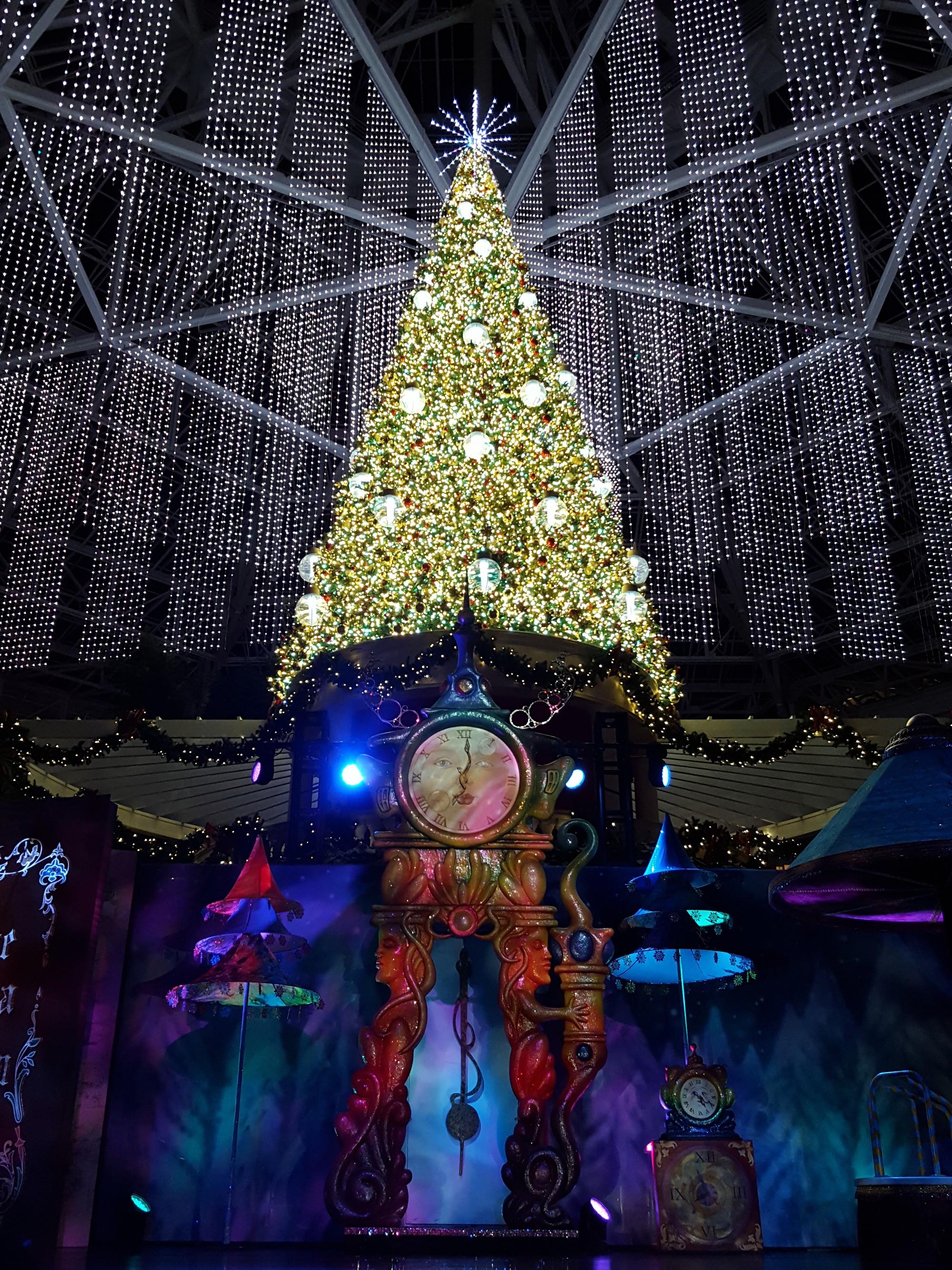 Khung cảnh đón Giáng sinh sớm ở nhiều nơi trên khắp thế giới: Lộng lẫy, nguy nga và ấm áp - Ảnh 6.